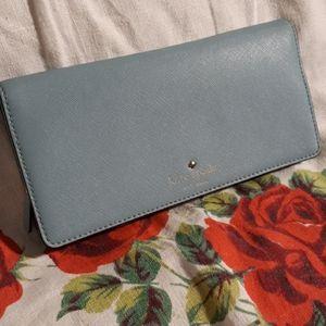 Kate Spade Saffiano Leather European Wallet